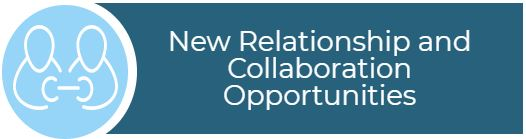 New Relationship and Collaboration Opportunities